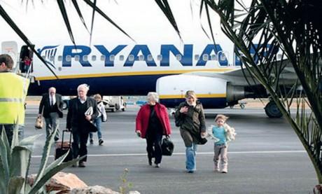 Deux vols hebdomadaires Agadir-Bordeaux pour l'été 2020