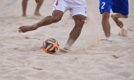 Championnat OCP de beach soccer : les finalistes s'affronteront à El Jadida ce dimanche