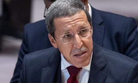 L'ambassadeur Omar Hilale préside  la session annuelle du conseil  d'administration de l'Unicef