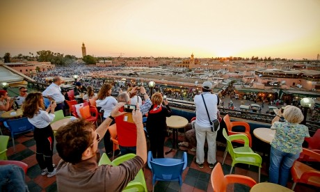 Tourisme: Légère embellie entre janvier et avril 2019