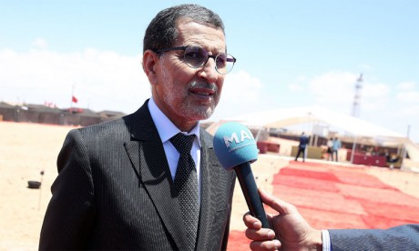 Saâd Eddine El Othmani :  Le Moussem de Tan-Tan,  un repère culturel phare