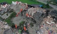 En 2008, un tremblement de terre de magnitude 7,9 avait fait 87 000 morts et disparus. Ph : AFP