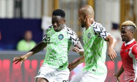 Même en mode diesel, le Nigeria a réussi l'essentiel en décrochant sa qualification en 8e de finale après seulement deux matchs disputés.