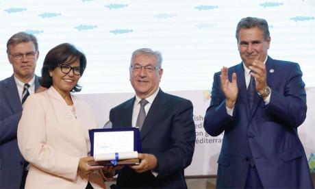 Le Maroc primé pour ses bonnes pratiques visant à contrecarrer  les activités de pêche INDNR