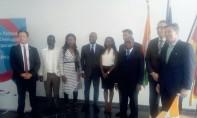 Un réseau économique allemand en Côte d'Ivoire