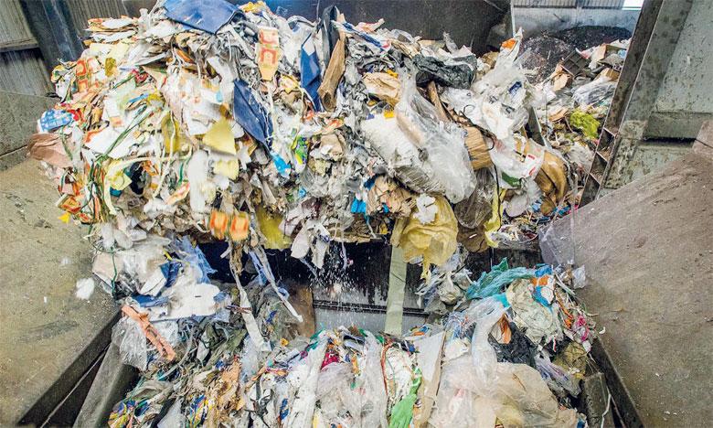 Geocycle, filiale de LafargeHolcim, s'engage aux côtés de la GIZ à mettre en place un système de collecte et de récupération des déchets plastiques dans la région du nord.