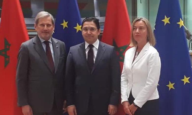 Le Maroc et l'Union européenne lancent le «Partenariat  euro-marocain de prospérité partagée»