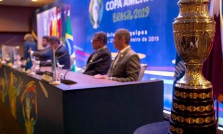 Copa America : la finale 2020 se jouera en Colombie