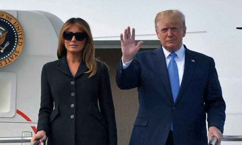 Donald Trump en Normandie pour célébrer  le Débarquement des alliés