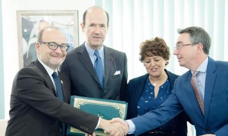 L'AFD prête 1,2 milliard de DH à Finéa