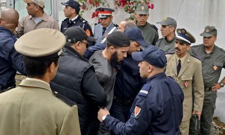 Lors des audiences précédentes, les principaux suspects sont passés aux aveux. Ph. AFP/Archives