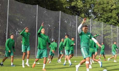 Le Maroc se teste ce mercredi face à la Gambie