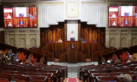 La première pétition reçue par la Chambre  des représentants rejetée pour vice de forme