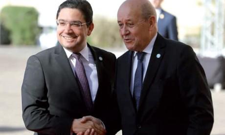 Nasser Bourita souligne l'implication active du Maroc au Sommet des deux rives