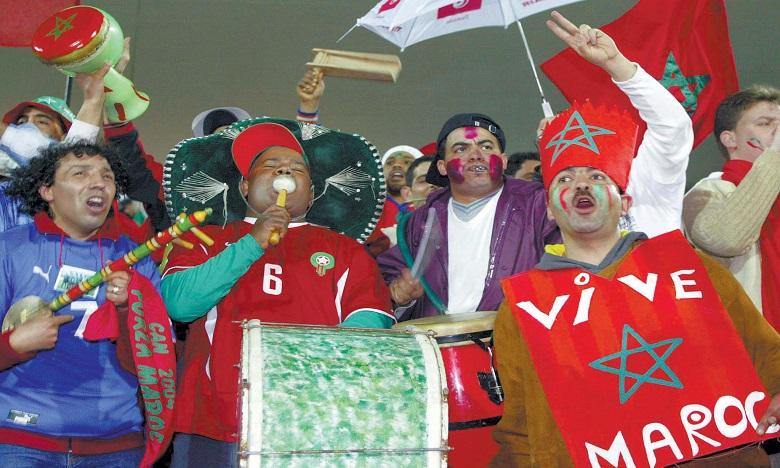 CAN 2019 : Des mesures pour accompagner les supporters des Lions de l'Atlas en Egypte