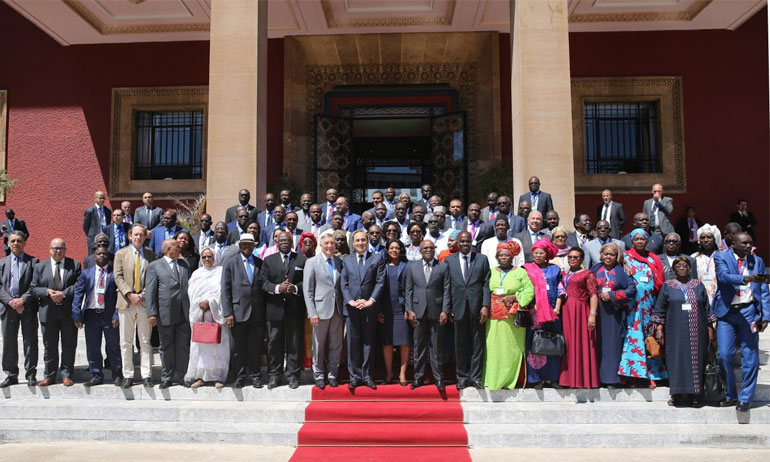 Les membres des Parlements de 20 pays africains ont insisté sur l'impératif de stimuler davantage les échanges commerciaux interafricains, grâce notamment à la Zone de libre-échange continentale