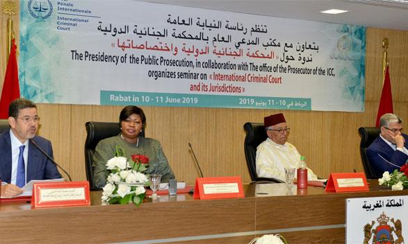 Séminaire de sensibilisation des procureurs généraux du Roi près les Cours d'appel