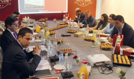 Une banque privée à Rabat  pour Crédit du Maroc