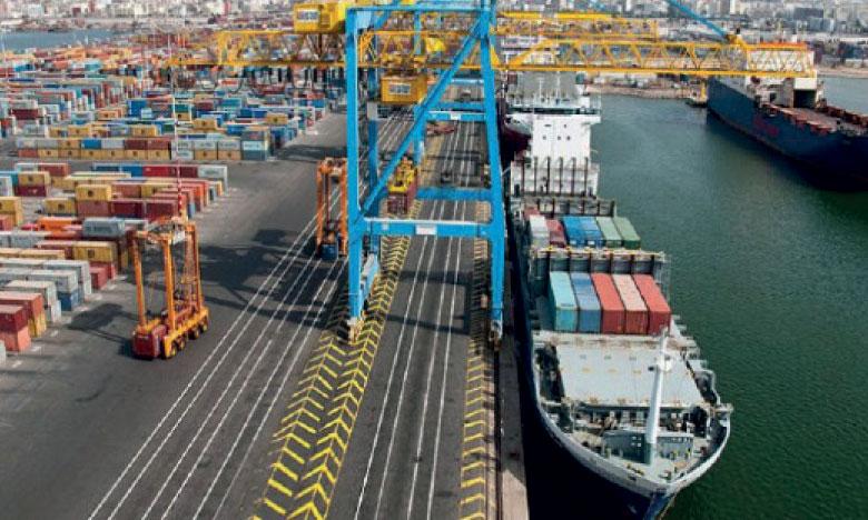 De nouvelles mesures pour renforcer le contrôle des marchandises au port
