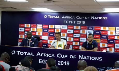 Hervé Renard : «Nous sommes prêts à affronter la Côte d'Ivoire»