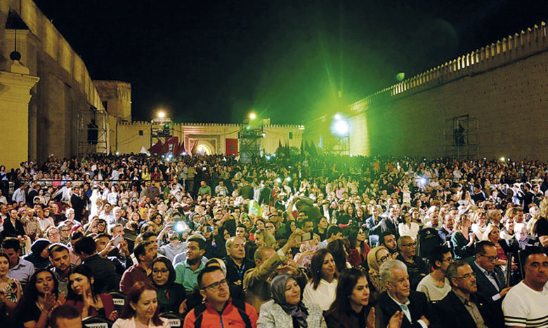 Un concert mémorable  de Marcel Khalife