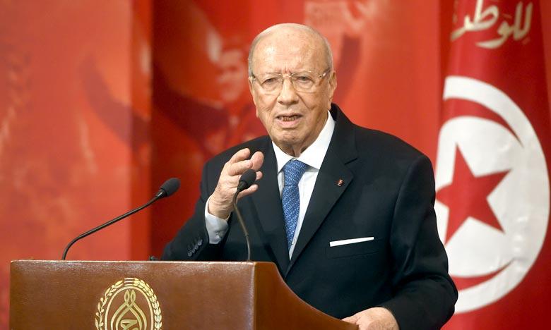 """Le président tunisien Béji Caïd Essebsi victime d'un """"grave malaise"""""""
