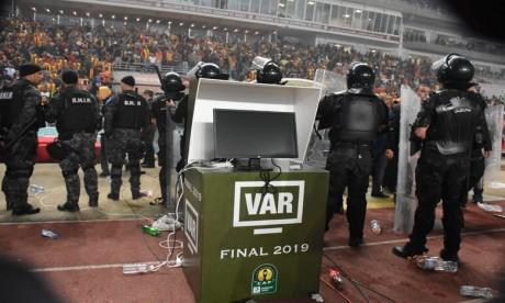WAC-Espérance de Tunis, la CAF à décidé de faire rejouer le match en terrain neutre