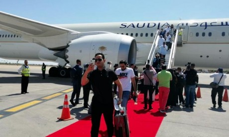 Saudi Airlines relie Marrakech à Djeddah