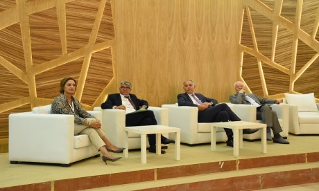Top départ du 1er salon Bio Expo Maroc