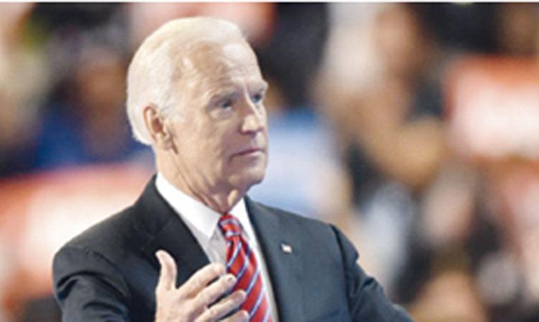 Joe Biden débattra, jeudi prochain, avec neuf autres prétendants à l'investiture démocrate. Ph. AFP