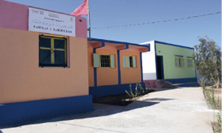 Renault Maroc rénove une école dans la région d'Essaouira