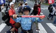 Jusqu'à 32.000 policiers seront mobilisés pour patrouiller sur les sites du sommet, dans les aéroports et les hôtels de la préfecture d'Osaka. Ph. DR