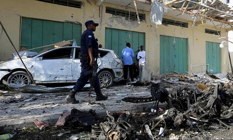 Somalie: au moins huit morts dans une explosion à Mogadiscio