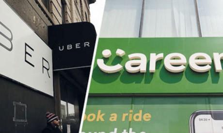 Le rachat de Carrem par Uber porte sur une valeur totale de 3,1 milliards de dollars.