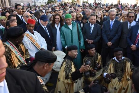 Festival  Gnaoua  : c'est parti pour la 22e édition