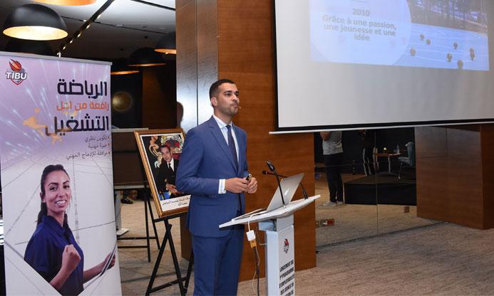Lancement d'«Intilaqa», le 1er programme en Afrique d'employabilité des jeunes par le sport