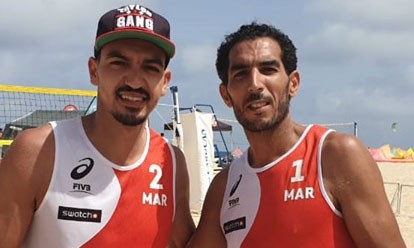 Le Maroc leader du classement général