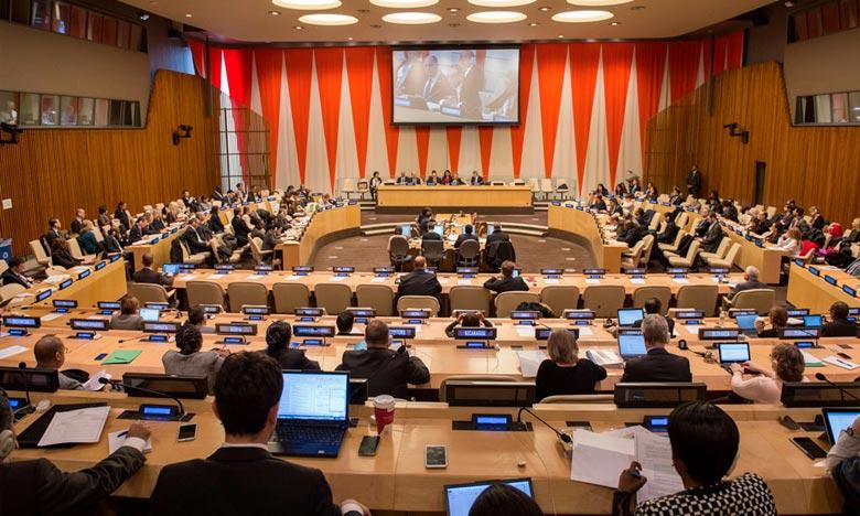 Les 18 Etats nouvellement élus rejoindront 36 autres pays, parmi lesquels figure le Maroc. Le Royaume avait été élu en juin 2017 membre de l'Ecosoc pour la période 2018-2020. Ph : DR