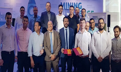 4 startups remportent le Mining Challenge by OCP