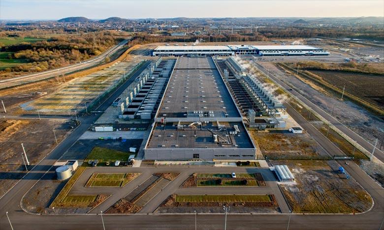 Google a annoncé lundi un investissement de 600 millions d'euros en Belgique pour la construction d'un nouveau data center. Ph. DR