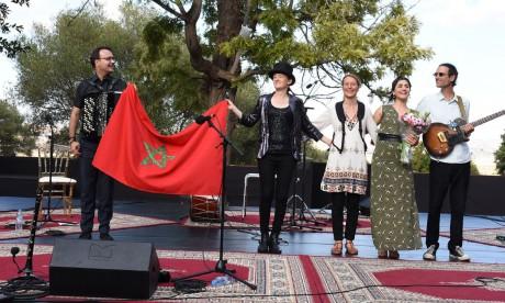 Chellah : Musique turque avec un tour d'horizon dans les pays balkaniques