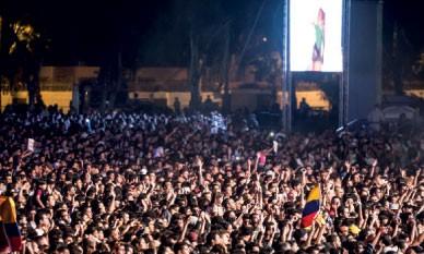 Plus de 2,7 millions de festivaliers  à la 18e édition