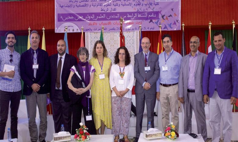 Laâyoune abrite un Forum international  sur les «Migrations : causes et impacts»