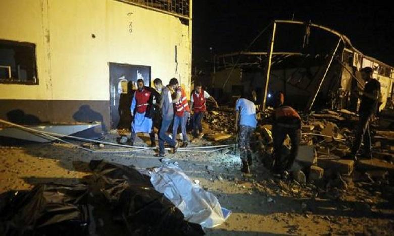 Raid de Tripoli : Le Consulat du Maroc suit de près les informations sur d'éventuelles victimes marocaines