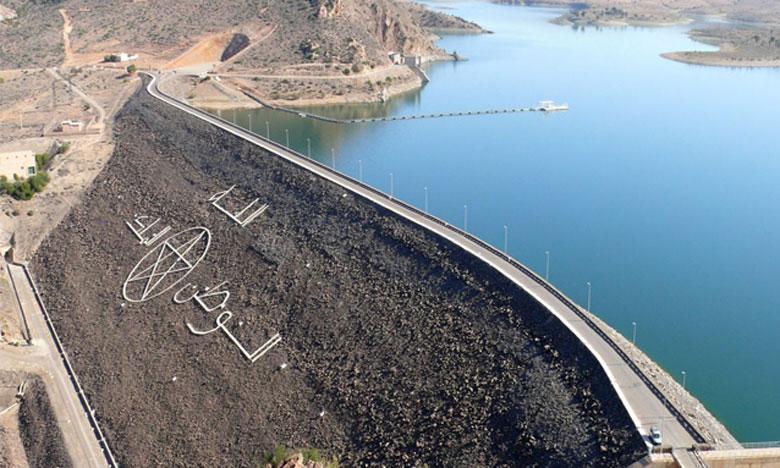 Saâd Eddine El Othmani : Le gouvernement construit trois barrages par an depuis 2017