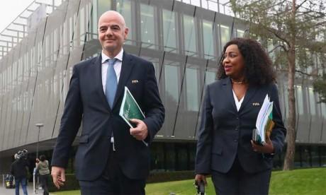 La FIFA amende son code disciplinaire pour instaurer la «tolérance zéro»
