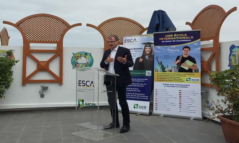 ESCA et GEM célèbrent leurs 20 ans d'alliance