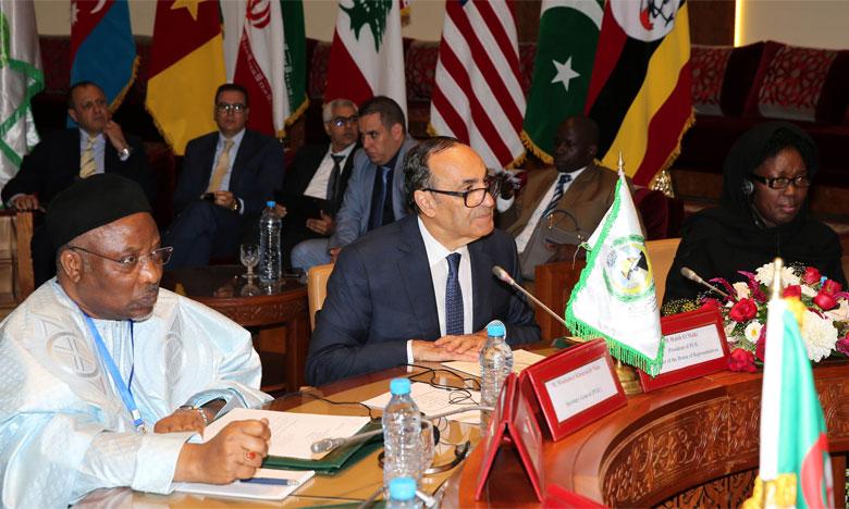 Les parlementaires des États membres de l'OCI examinent à Rabat les moyens de soutenir les causes islamiques