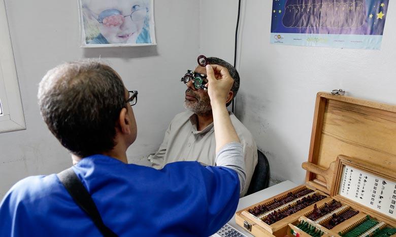 Des ophtalmologistes se mobilisent en faveur des conducteurs professionnels