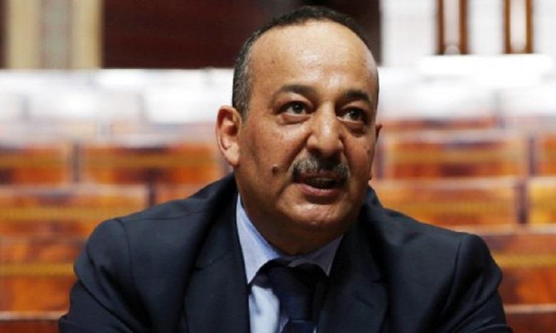 Mohamed Laaraj pour la promotion l'amazigh
